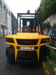 Empilhadeira Caterpillar 2009 diesel - motor original