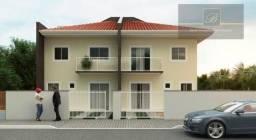 Sobrado com 2 dormitórios à venda, 60 m² por R$ 250.000 - Jardim Iririú - Joinville/SC