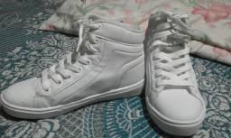 Sapato Cano Alto