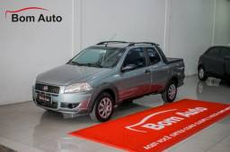 FIAT STRADA 1.4 WORKING CABINE DUPLA MANUAL 2011 - 4 LUGARES - 2011