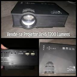 Projetor UC46 LED 1200 LUMENS