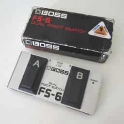 Boss Footswitch FS-6