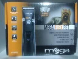 Máquina Profissional de Tosa MEGA Flex Pet
