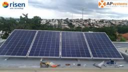 268 Kwh/Mês Energia Solar Equipamento Instalação Homologação Cemig