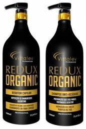 Kit Redutor de Volume Redux Organic Vittalev