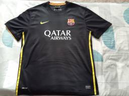 Camisa Barcelona 3 2013/2014 Tam. GG