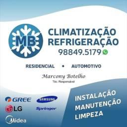 MB climatização