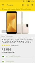 Celular Asus zenfone Max Plus