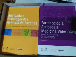 Livros de veterinário