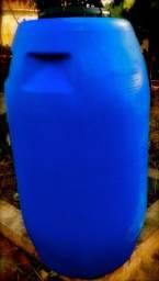 Bombona Tonel Tambor Plastico Usado 238\240 Litros (50,00 atacado)