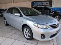 Toyota - Corolla XEI 2.0 Flex Automático Multimidia Couro Rodas