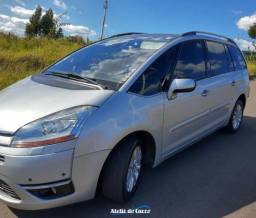 Citroen C4 Grand Picasso Executive 2.0 2009 - Apenas 34.000 km rodados. Top