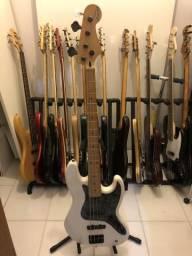 Baixo jazz bass MLAGHUS comprar usado  Belém