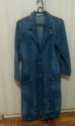Casaco Sobretudo Dardak jeans M