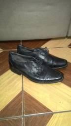 Troco Sapato Social Couro tamanho 40
