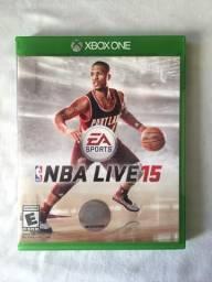 Usado, NBA LIVE 15 / Xbox One comprar usado  São Paulo