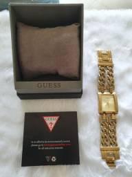Vendo Relógio Guess Dourado