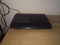 PS3 Super Slim  desbloqueado- 12x sem juros no cartão