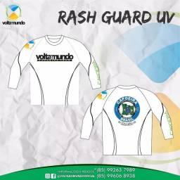 Rashguard/ Compressão - Proteção UV - Artes marciais/Esportes/Lazer
