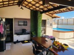 TM - Linda cobertura duplex de 176M², 3 qtos na Praia de Itapoã
