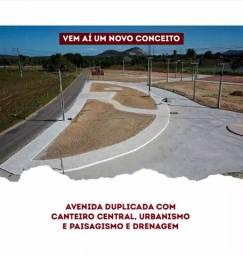 Lançamento de Lotes com infraestrutura completo!