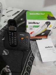 Aparelho Telefonico  Intelbras Digital Sem fio