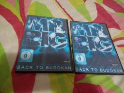 Dvd duplo MR. BIG
