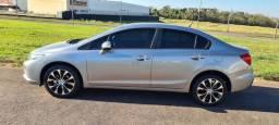 Honda civic 2015/2015 LXR - OPORTUNIDADE