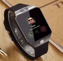 Relógio smartwatch DZ09 PROMOÇÃO