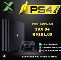 Ps4 PRO, melhor preço!!!