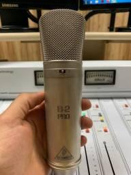 Microfone Behringer B2 Pro - Condensador Cardioide