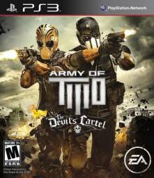 Aemy of Two thedevils cartel Ps3