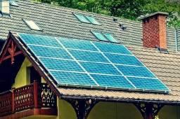 Invista em energia solar pagando parcelas pequenas Gere Sua Propria energia