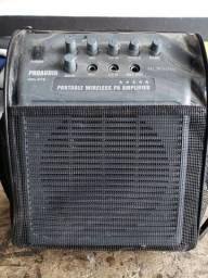 Amplificador wireless