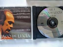 CD de música flamenca