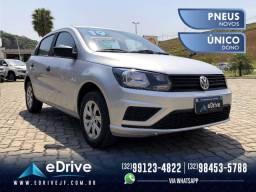 VolksWagen Gol 1.0 Flex 12V 5p - Qualidade Volks - O Carro mais Famoso do Brasil - 2020