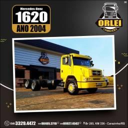 MB 1620 6x2