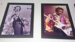 Quadros Jimi Hendrix