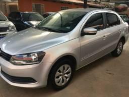 Volkswagen Voyage 1.0 Comfortline Prata 2015
