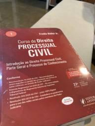 Vendo livro de processo civil I