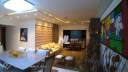 Apartamento com 153m² no Tirol / 3Suites, 3Vagas, Semi mobiliado