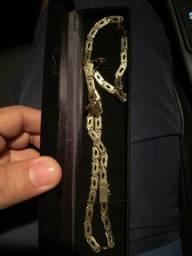 Vendo cordão de ouro 47,7 gramas