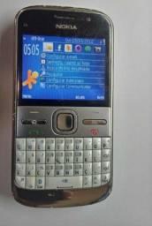 Título do anúncio: Celular Nokia E5 usado