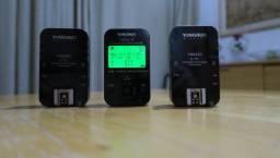 Radio Flash Yongnuo Yn-622c Tx Controlador Flash  e radio Flash YN622C E-TTL S/fio Canon