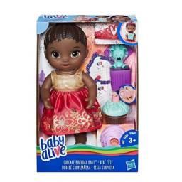 Boneca Hasbro Baby Alive - Festa Surpresa