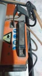 Máquina de cortar cerâmicas elétrica