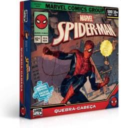 Quebra Cabeça - Spider Man 500 Peças - Toyster - Lacrado