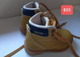 $30 bota usada 1x zap * tam 21/22