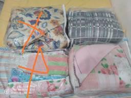 Colchas de cama casal dupla face
