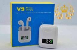 Fone Sem Fio Bluetooth  TWS V9/ i99